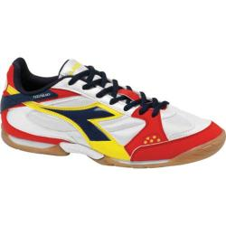 Men's Diadora Quinto ID White/Red