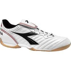 Men's Diadora Scudetto LT ID White/Black