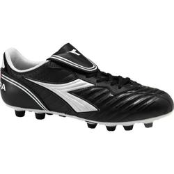 Men's Diadora Scudetto LT MD PU Black/White