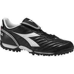 Men's Diadora Scudetto LT TF Black/White