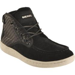 Men's Diesel Amnesia Spark Leather Black