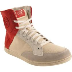 Men's Diesel Drugo Gulliver Pompeian Red/Light Ecru