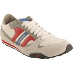 Men's Diesel Long Term Gunner White/Flint Grey/Formula One