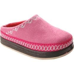 Girls' Foamtreads Bee Bee Hot Pink