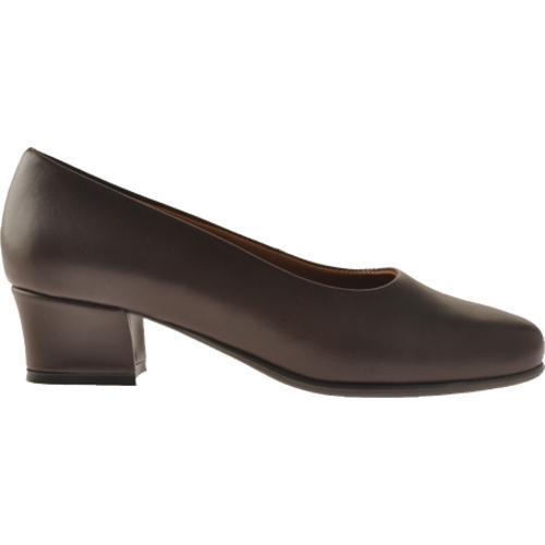 Women's FootThrills Midtown Brown Leather