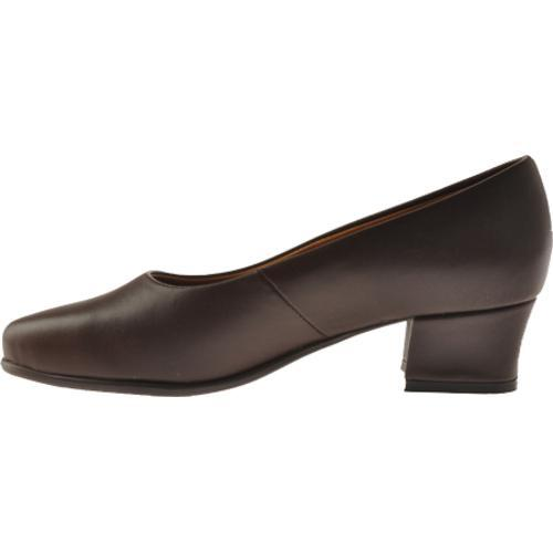 Women's FootThrills Midtown Brown Leather