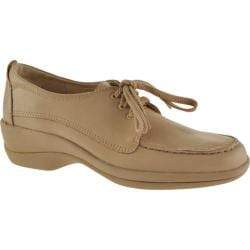Women's FootThrills Mobile Taupe Leather