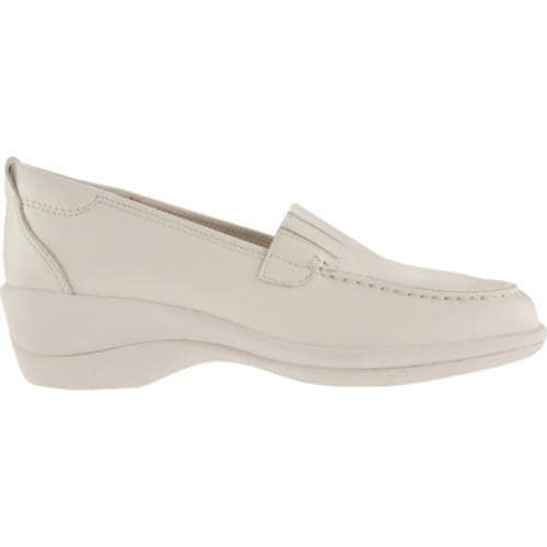 Women's FootThrills Motion White Leather