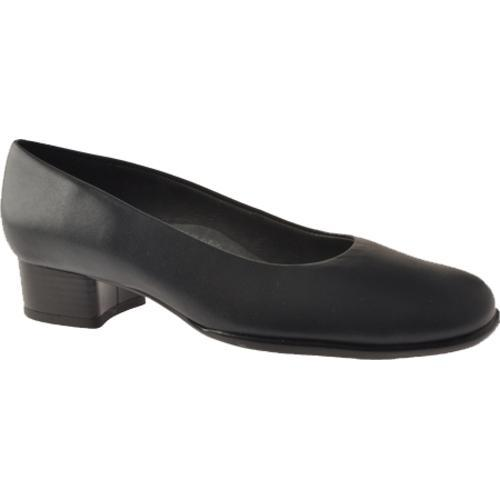 Women's FootThrills Sabrina Navy Leather