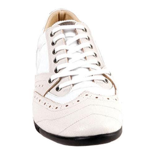 Men's GooDoo Classic 002 White/Beige Calf