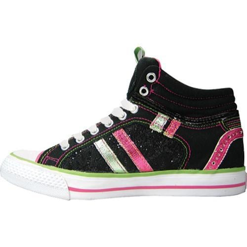 Women's Gotta Flurt Denver Black Canvas