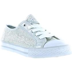Girls' Gotta Flurt Disco Silver Sequin
