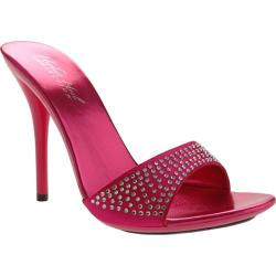 Women's Highest Heel Barbie Fuchsia Satin