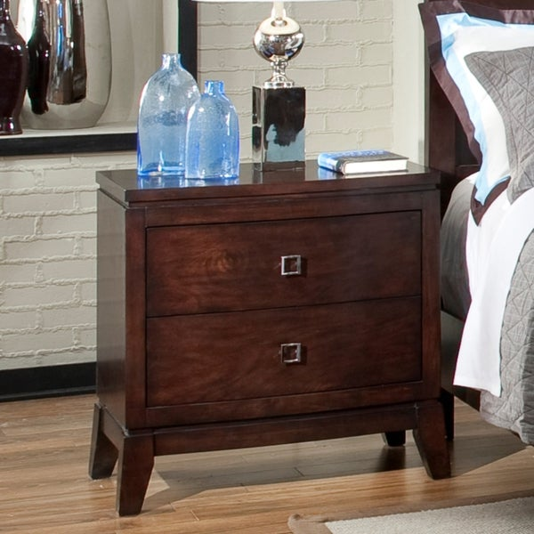 Andrea 2-drawer Night Stand