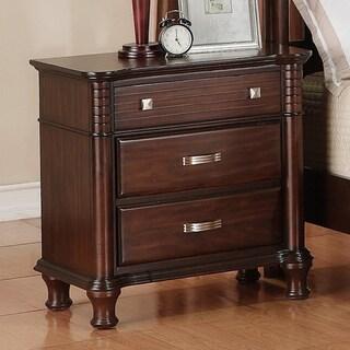 Bradley 3-drawer Night Stand
