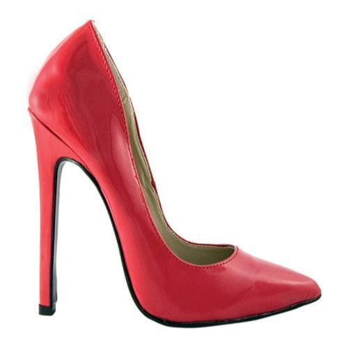 Women's Highest Heel Hottie Red Patent