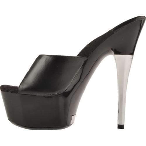 Women's Highest Heel Lover Black PU