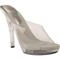Women's Highest Heel Quest Clear Vinyl