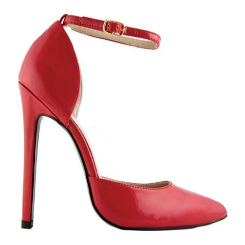 Women's Highest Heel Sinful Red Patent