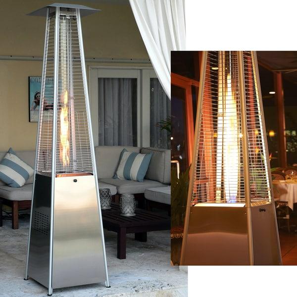 Bonfire Torch Flame Deck Heater