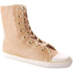 Women's Jessica Simpson Charlie Light Tan Antiqued Natural Leather