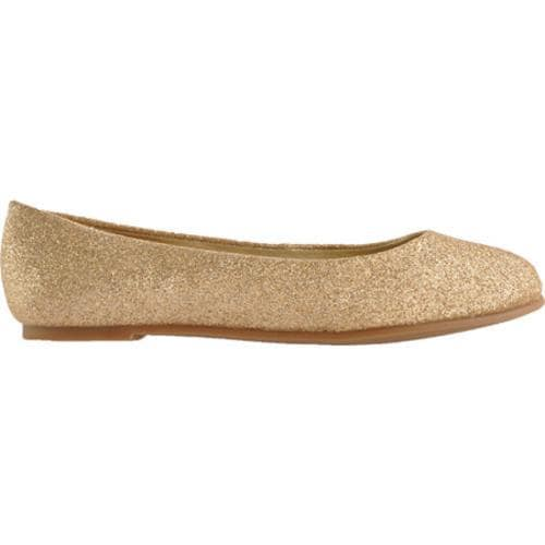 Women's Kensie Girl Kandine Gold Sparkle PU