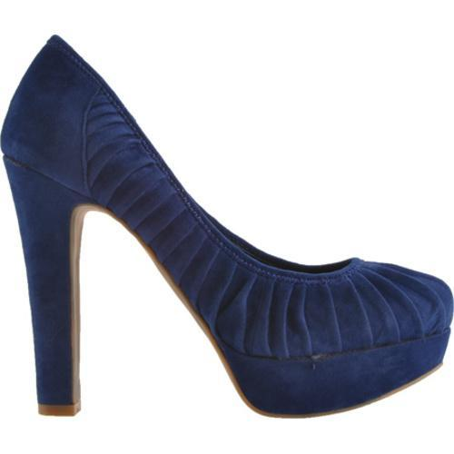 Women's Kensie Girl Pelle Royal Blue Velvet