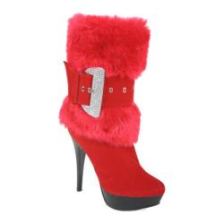 Women's L & C BC1086 Red