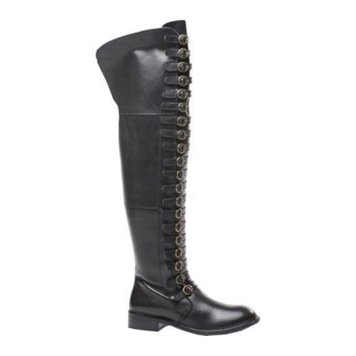 Women's Luichiny True Fit Black Leather