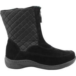 Women's Propet Alta Mid Zip Black