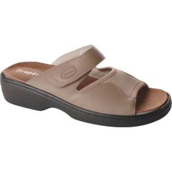 Women's Propet Edgewater Walker Taupe