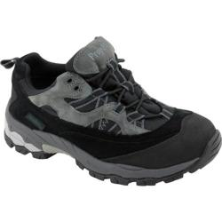Men's Propet Eiger Low Black/Pewter