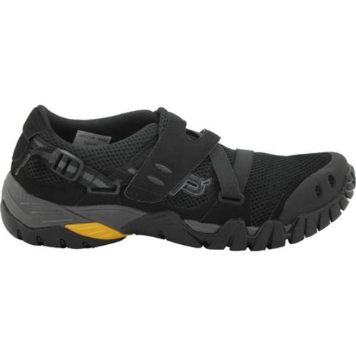 Men's Propet Explorer Black/Dark Grey