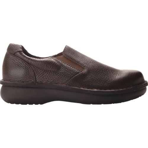 Men's Propet Galway Walker Dark Brown Grain