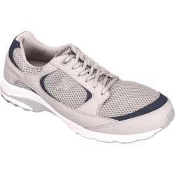Men's Propet Journey Light Grey/Navy