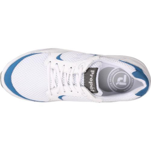 Women's Propet Journey White/Blue