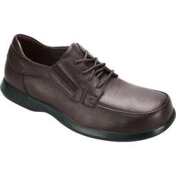 Men's Propet Lancaster Bronco Brown