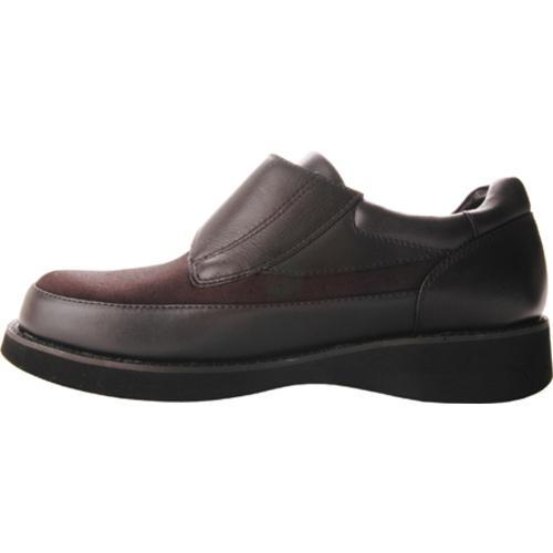Men's Propet PedWalker 15 Black Smooth/Nylon