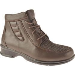 Women's Propet Peggy Bronco Brown