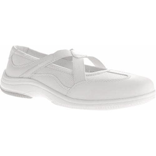 Women's Propet Sapphire White/White Mesh