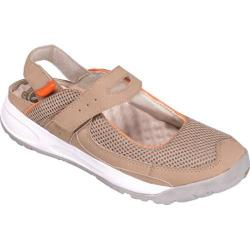 Women's Propet Scamper Taupe/Orange
