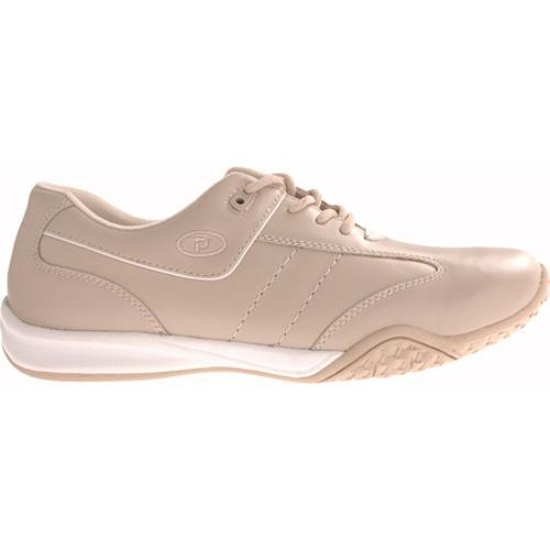 Women's Propet Sparkle Bone/White
