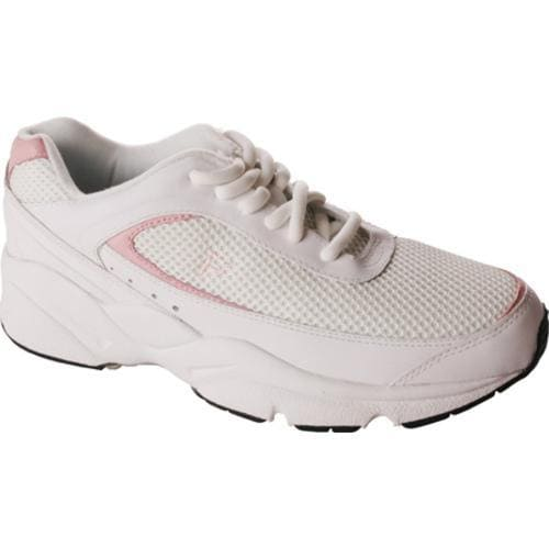 Women's Propet Steady Walker White/Pink Rose
