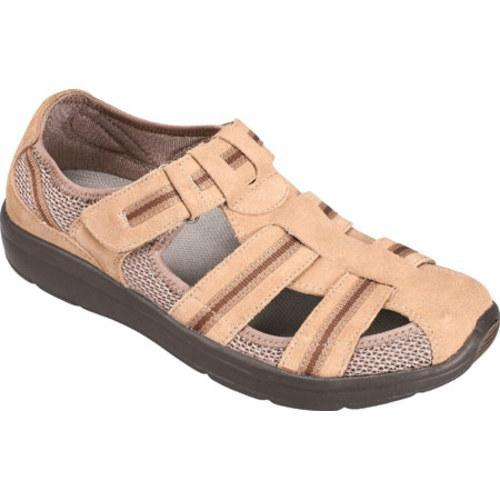 Men's Propet Tempo Warm Taupe/Taupe