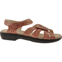 Women's Propet Tobago Marsala Rebel