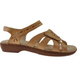 Women's Propet Tobago Tan Rebel/Bronze