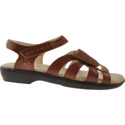 Women's Propet Tobago Teak Smooth