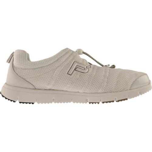 Men's Propet Travel Walker White