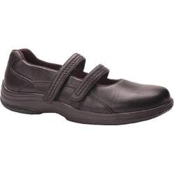 Women's Propet Twilite Walker Black Leather