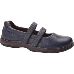 Women's Propet Twilite Walker Navy Smooth